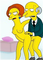 The most unexpected fuckmates from The Simpsons
