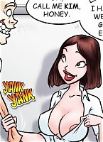 Some hot from JAB Comix