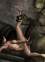 Free Monster Porn Pictures