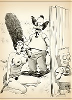 Betty Boop, the Simpsons and King of the Hill sketch mania!