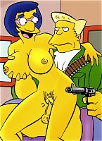 Dirty uncensored sex revelations from The Simpsons